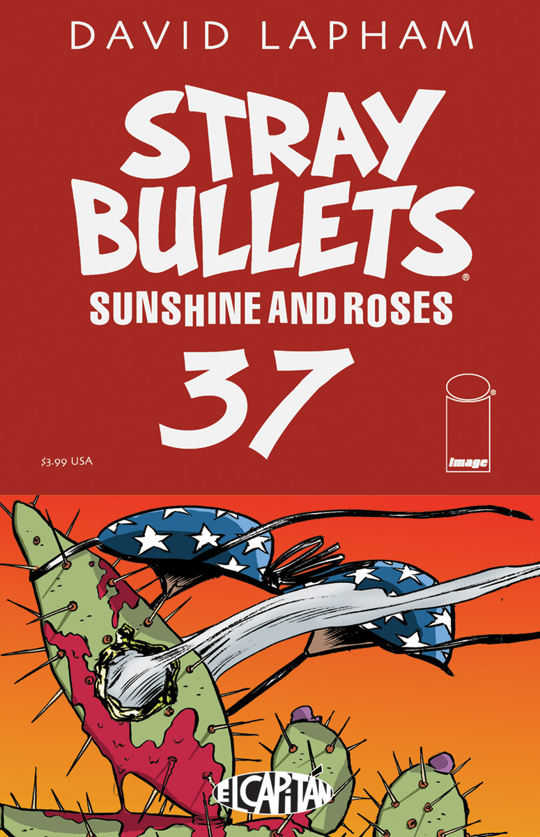 Stray Bullets: Sunshine & Roses #37