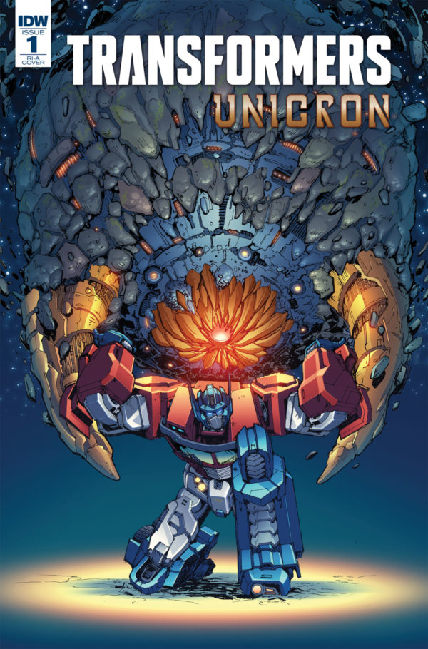 Unicron Returns To Transformers IDW Publishing July 2018 Solicits