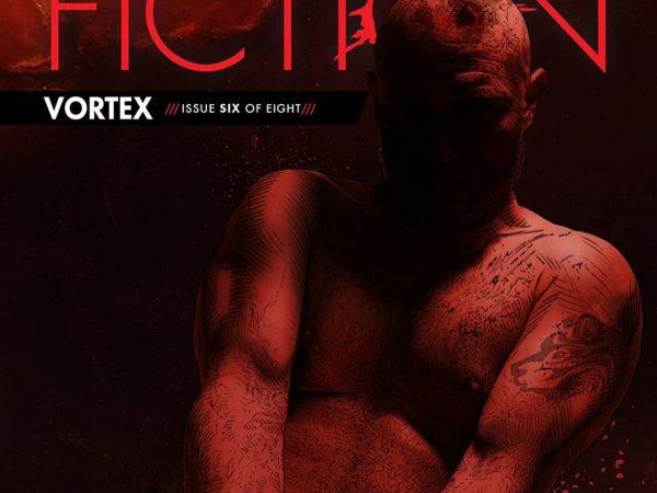 John Carpenter's Tales of Science Fiction: Vortex #6 cover by Tim Bradstreet