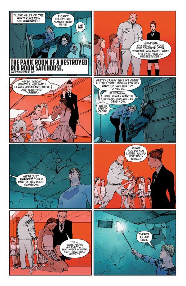 Tales of Suspense #104 art by Travel Foreman and Rachelle Rosenberg