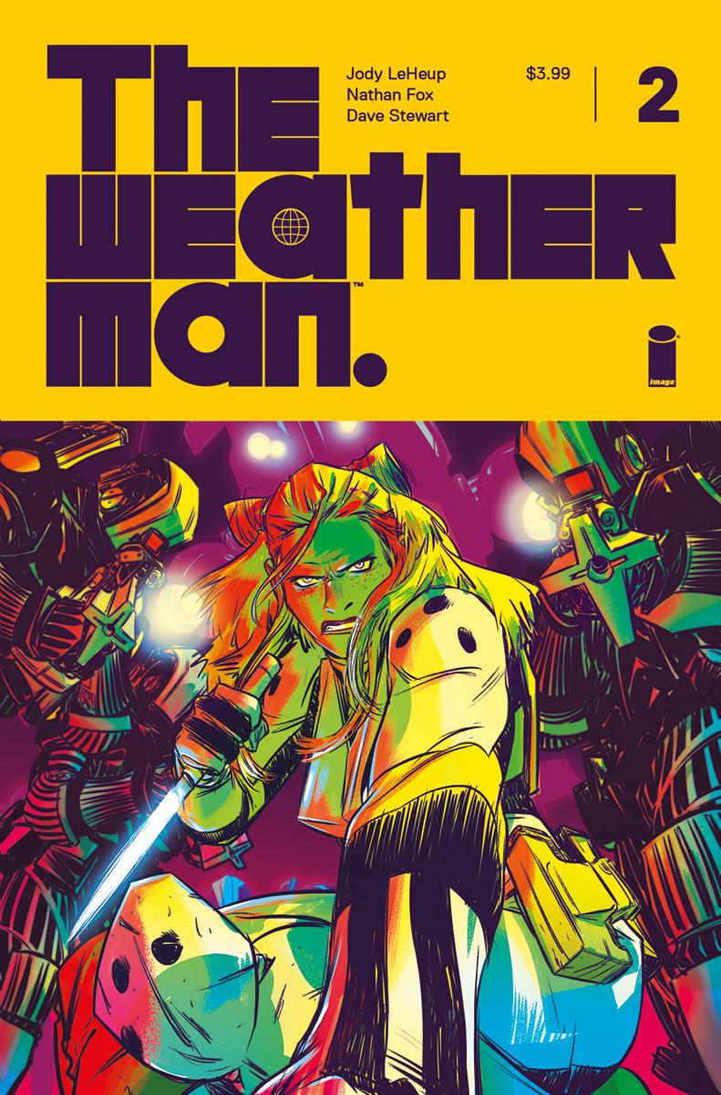 The Weatherman #2