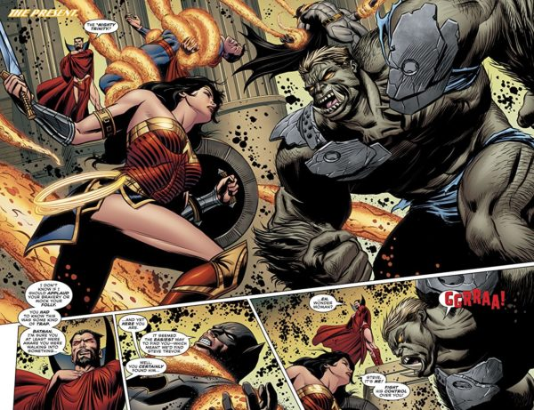 Trinity #22 art by Patch Zircher and Gabe Etlaeb