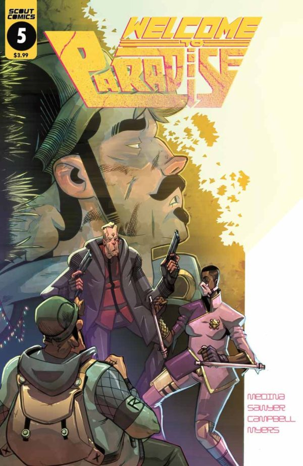 Let\'s Go to the Mall Today with Scout Comics\' July 2018 Solicits