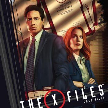 X-Files Case Files: Florida Man #1 cover Catherine Nodet