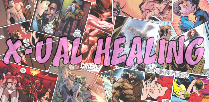 Wolverine and Cyclops: X-Problem Solvers [X-ual Healing 3-6-19]