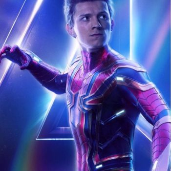 tom holland avengers: infinity war