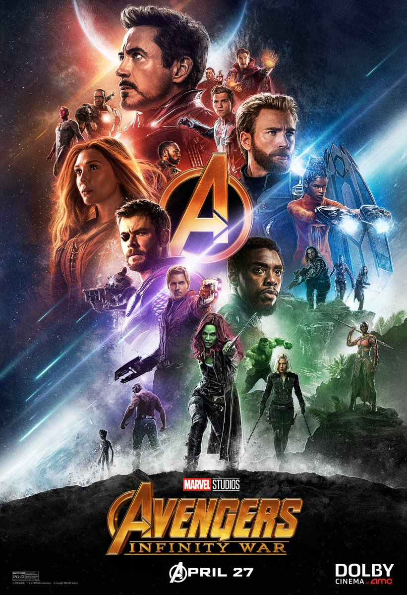 is avengers infinity war the last marvel movie