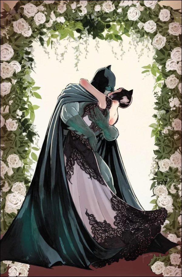 batman catwoman wedding