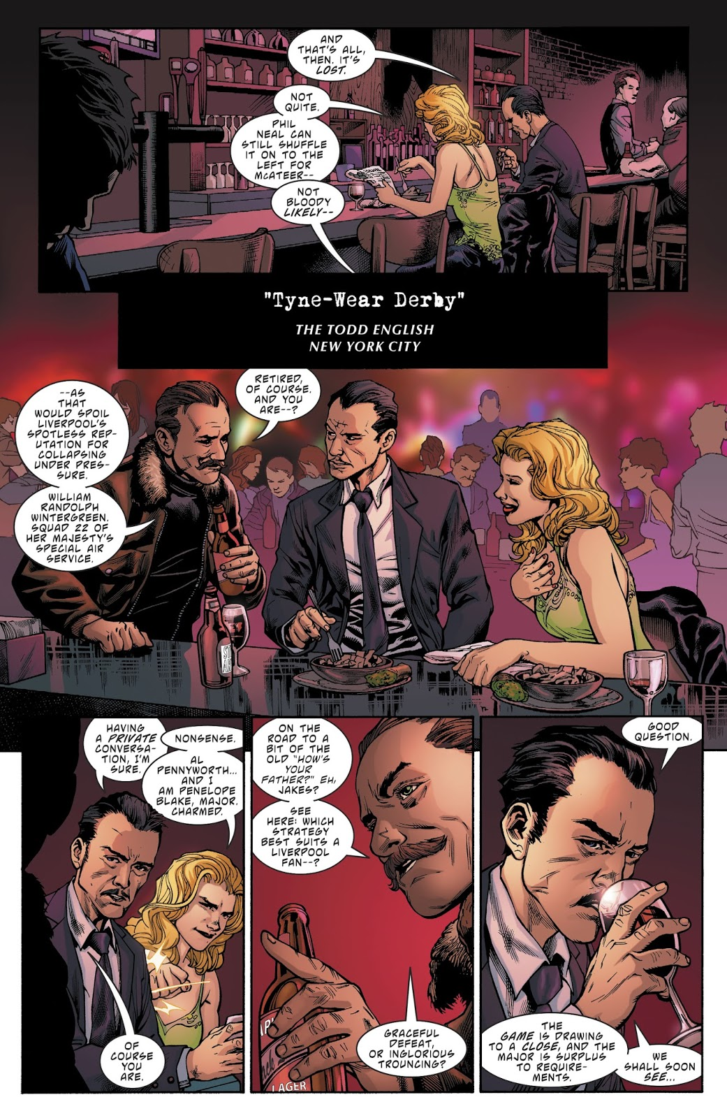Alfred and Wintergreen: The True Stars of Batman vs. Deathstroke