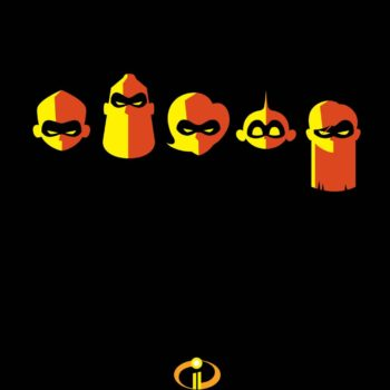 Incredibles 2 d23 cover