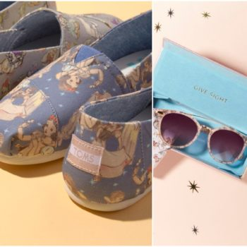 toms and disney princess line