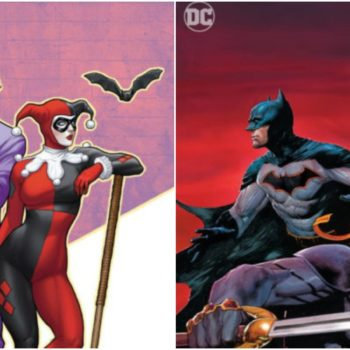 dc comics virgin variants