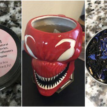 Nerdfelt Tea spidey carnage