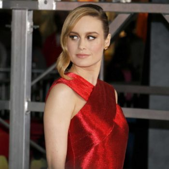 Brie Larson at the Los Angeles premiere of 'Kong: Skull Island' held at the El Capitan Theatre in Hollywood, USA on March 8, 2017.