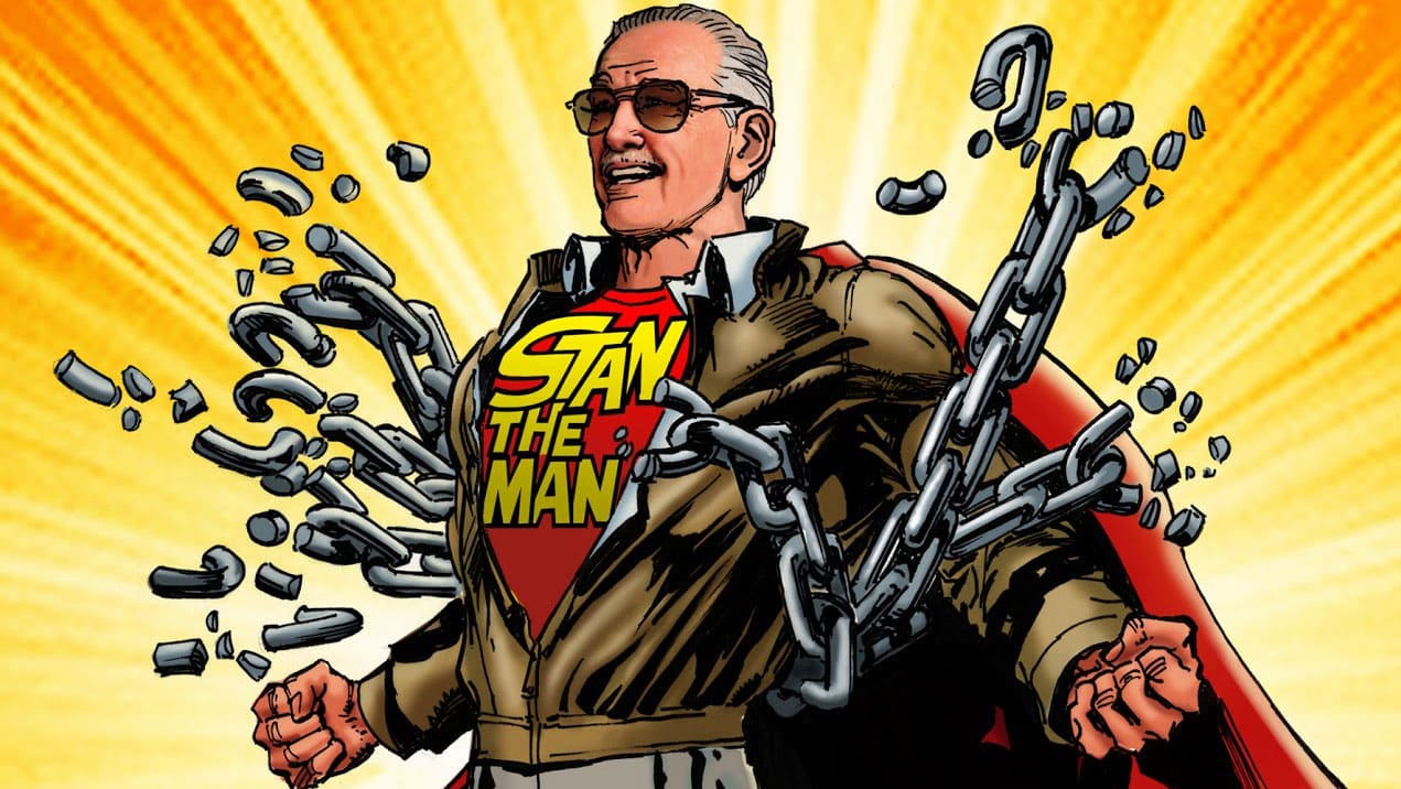 Image result for stan lee all his heroes