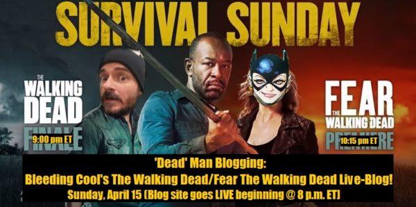 walking dead finale fear live blog