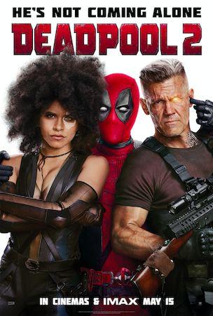 Movie Critic Critica De Cine Deadpool 2 2018