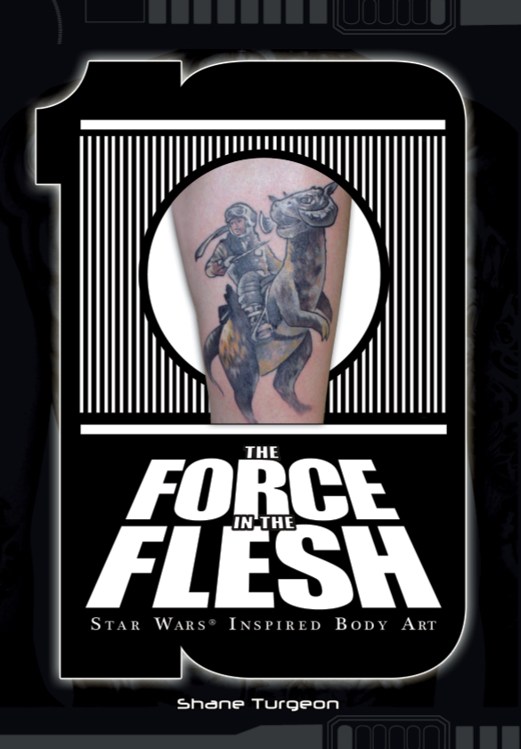 Force In The Flesh Logo