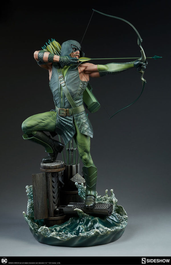 Sideshow Collectibles DC Premium Format Green Arrow 2