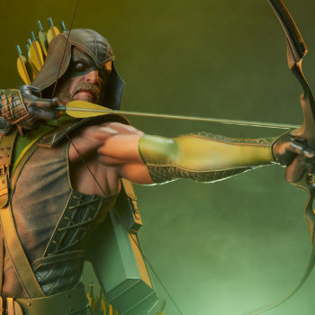 Sideshow Collectibles DC Premium Format Green Arrow 3