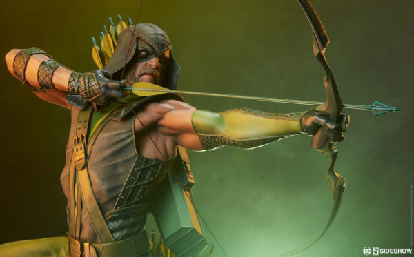 Sideshow Collectibles DC Premium Format Green Arrow 3