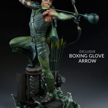 Sideshow Collectibles DC Premium Format Green Arrow 4