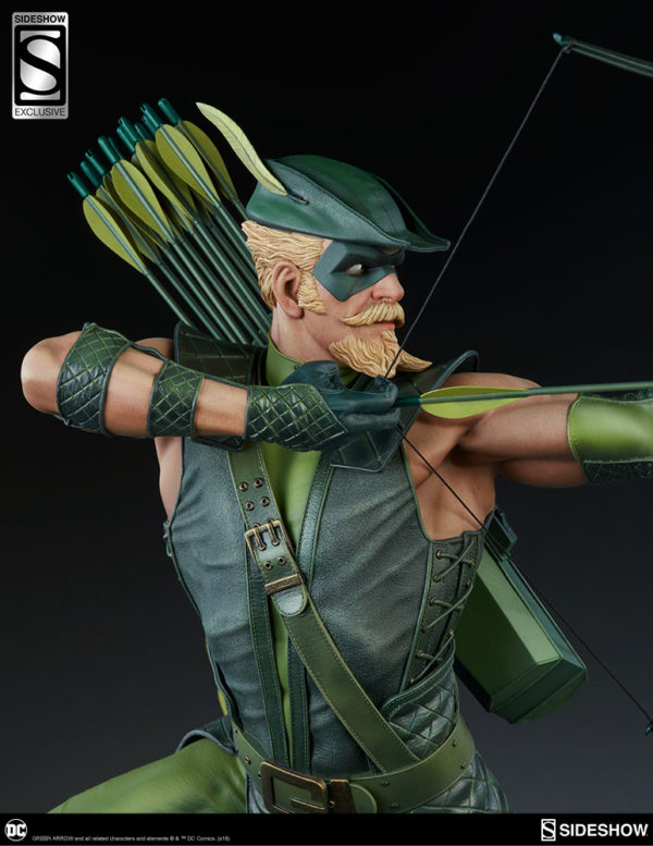 Sideshow Collectibles DC Premium Format Green Arrow 5