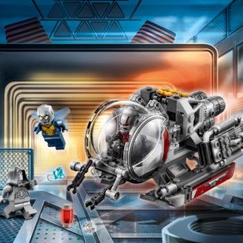 Ant-Man and Wasp LEGO Set 3