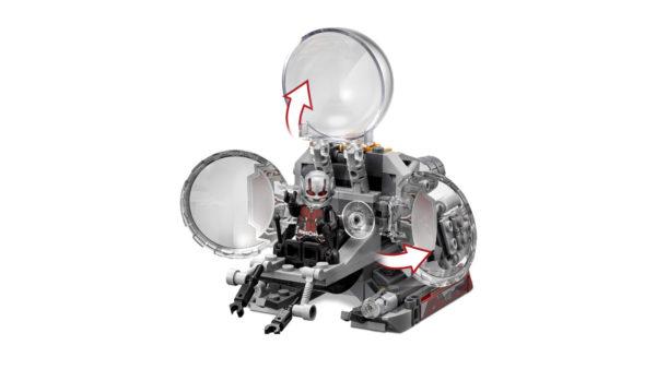 Ant-Man and Wasp LEGO Set 5