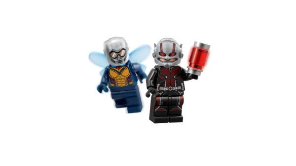 Ant-Man and Wasp LEGO Set 7