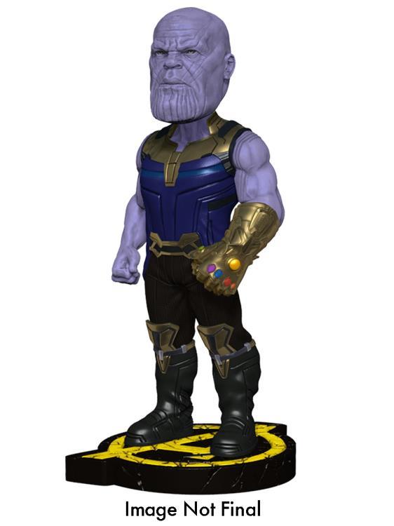 Avengers Infinity War Thanos Headknocker 1