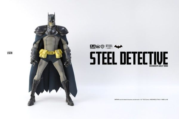 Batman Steel Detective 3A Figure 2