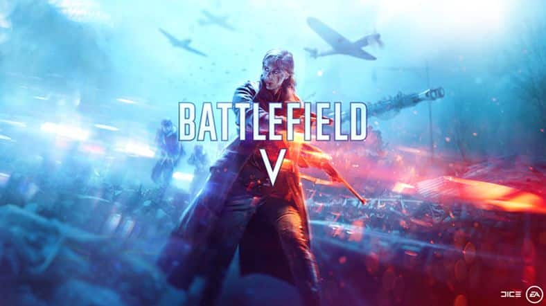 Battlefield V Hypes New Trailer Coming Tomorrow with Mark Strong