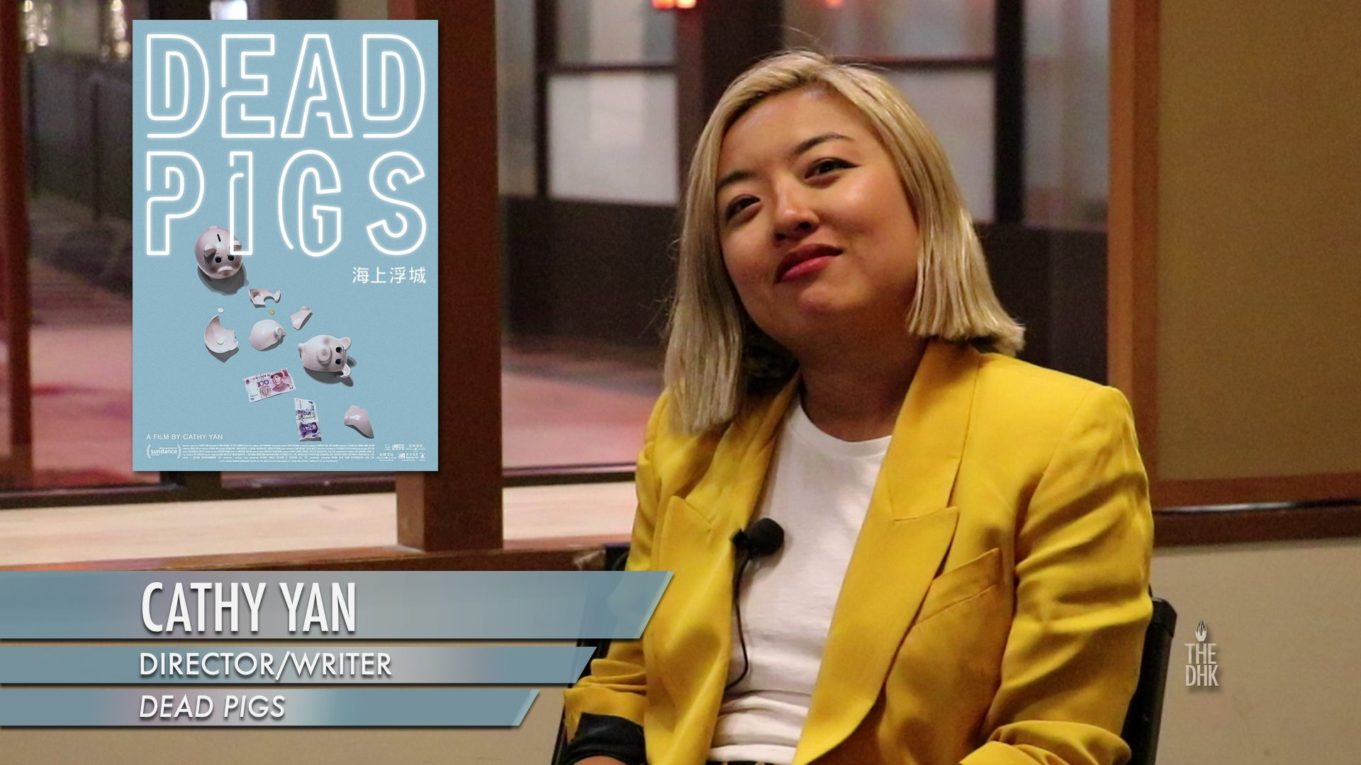 Cathy Yan Talks Getting Birds Of Prey Directing Job