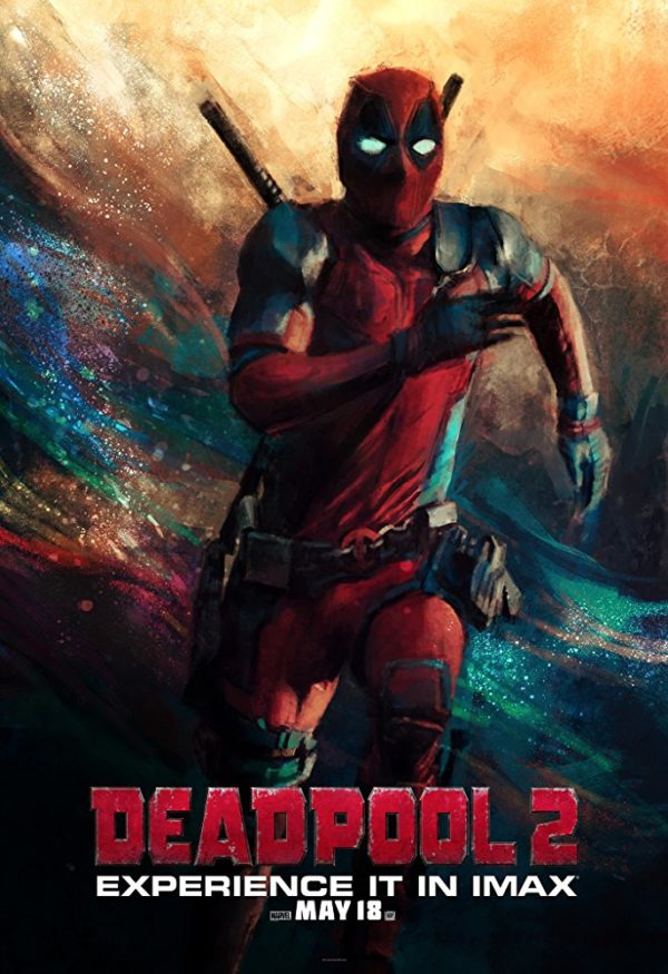 Deadpool 2 (2018) Türkçe Dublaj WEB - Tek Link İNDİR