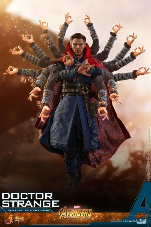 Doctor Strange Infinity War Hot Toys 1