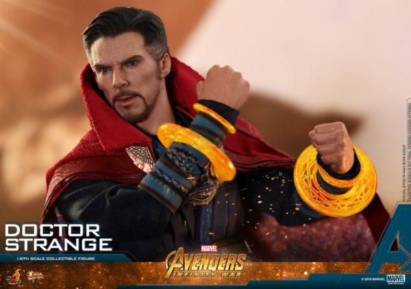 Doctor Strange Infinity War Hot Toys 12