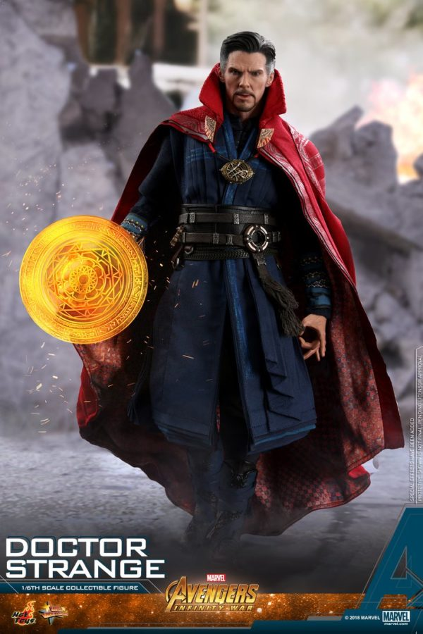 Doctor Strange Infinity War Hot Toys 14