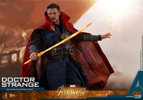 Doctor Strange Infinity War Hot Toys 17