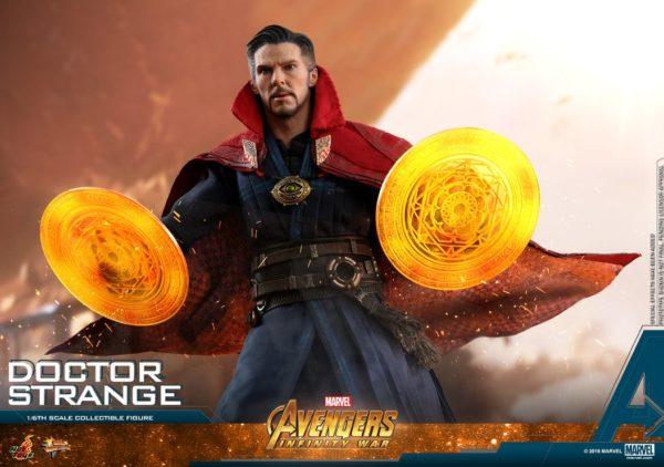 Doctor Strange Infinity War Hot Toys 18