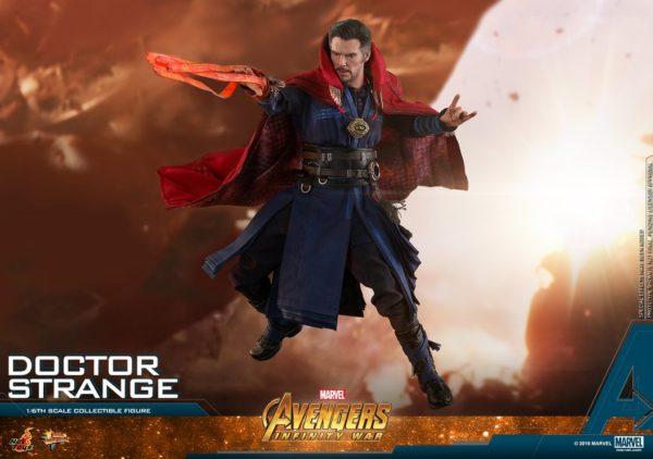 Doctor Strange Infinity War Hot Toys 21