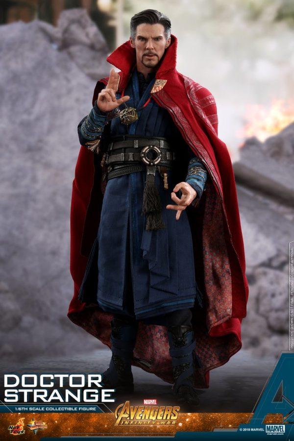 Doctor Strange Infinity War Hot Toys 22