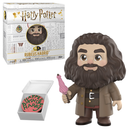 Funko 5 Star Harry Potter Hagrid