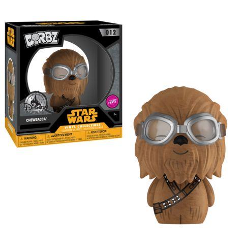 Funko Solo Dorbz Chewbacca Flocked