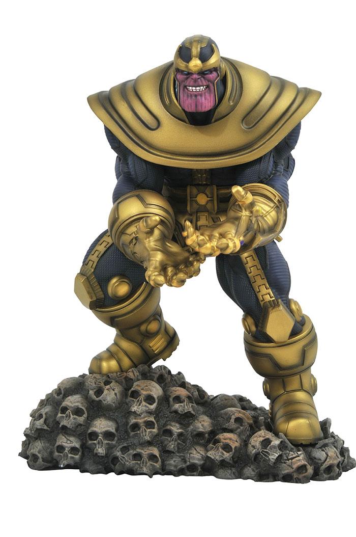 Gamestop Thanos Gallery Statue 1