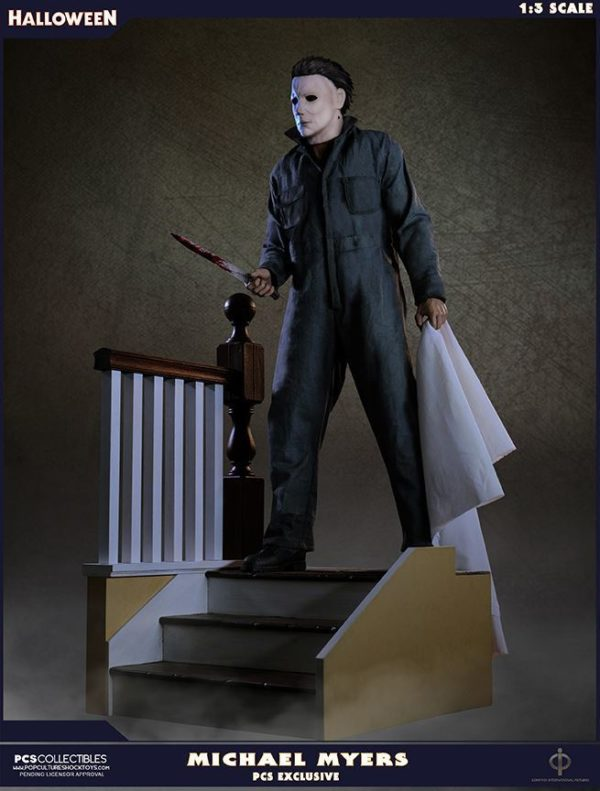 Halloween Michael Myers PCS 10