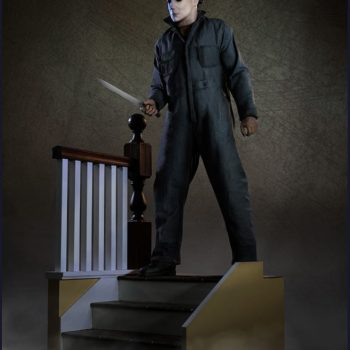 Halloween Michael Myers PCS 3