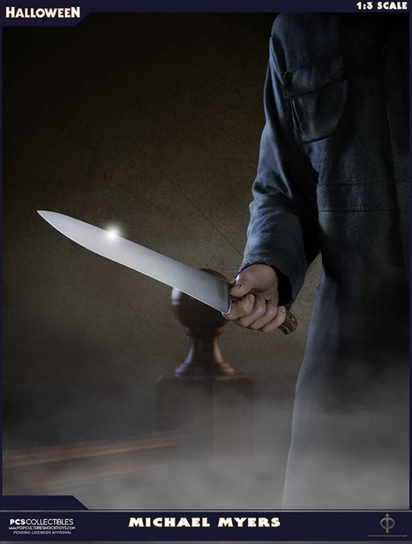 Halloween Michael Myers PCS 7