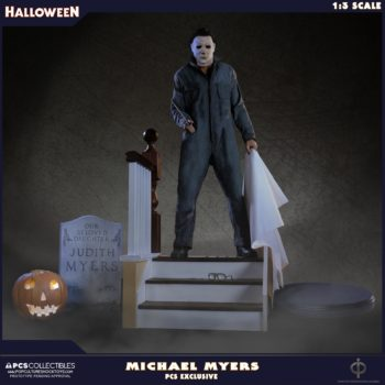 Halloween Michael Myers PCS 8