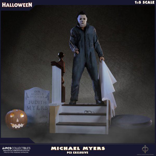 Halloween Michael Myers PCS 8